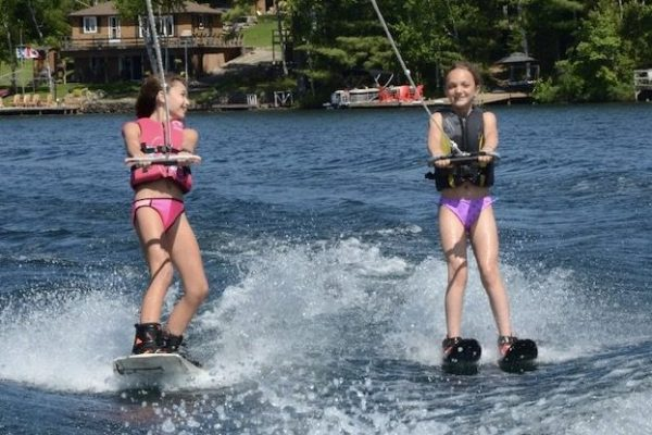 Water Sports with Friends