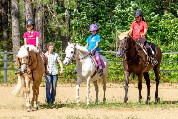 Riding with Friends